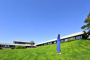 University of Stirling - The Pathfoot Building opened in 1967