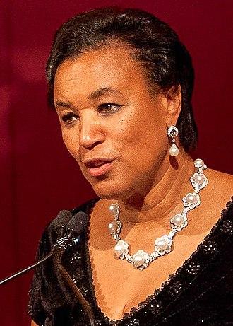 Commonwealth Secretary-General - Image: Patricia Scotland 2013 (cropped)
