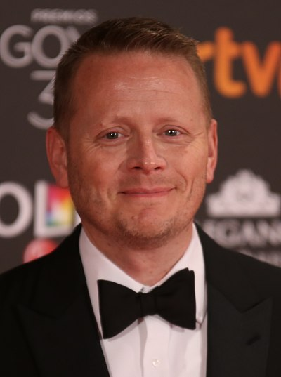 Picture of an author: Patrick Ness