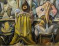 Paul Kleinschmidt Zwei Frauen in der Garderobe 1925.png