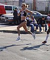 Paula Radcliffe 2007 New York marathon.jpg