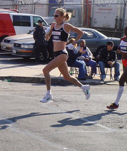 File:Paula Radcliffe 2007 New York marathon.jpg