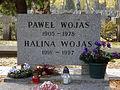 Paweł Wojas - Halina Wojas - Cmentarz Wojskowy na Powązkach (62).JPG