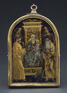 Pax (liturgical object) - Wikipedia