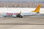 Pegasus, TC-CPD, Boeing 737-82R (25771653021).jpg