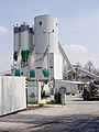 Pelc-Tyrolka, staveniště Blanky, betonárna.jpg