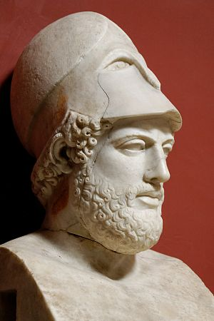 Bust (sculpture) - Image: Pericles Pio Clementino Inv 269 n 3
