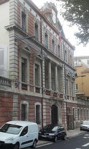 Pyrénées-Orientales - Prefecture building of the Pyrénées-Orientales department, in Perpignan