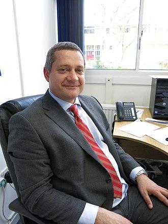 Perryfields High School - Image: Perryfields High School Head Teacher