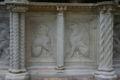 Perugia - Fontana Maggiore - 1bis - Leone e grifone - Foto G. Dall'Orto 5 ago 2006.jpg