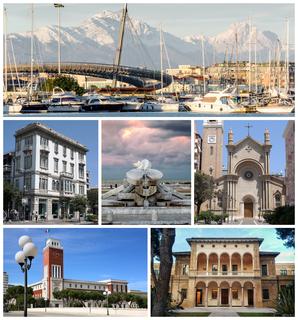 Pescara Comune in Abruzzo, Italy
