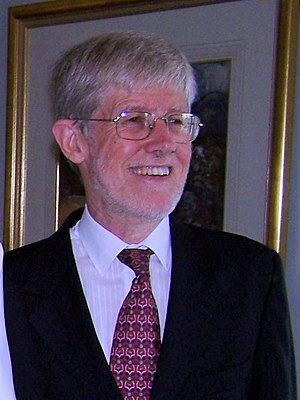 Spouse of the Prime Minister of New Zealand - Peter Davis, husband of Helen Clark.