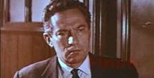 Peter Finch in I Thank a Fool trailer.JPG