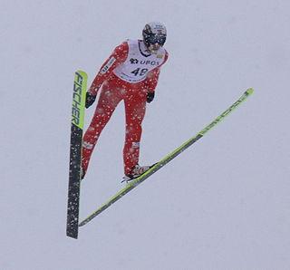 Petter Tande Norwegian nordic skier