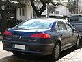 Peugeot 607 3.0 Ivoire 2003 (12759462914).jpg