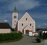 Pfarrkirche st vitus kirchroth.jpg
