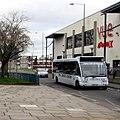 Phil Anslow & Sons bus in Glyndwr Road, Cwmbran - geograph.org.uk - 4569306.jpg