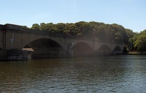 Columbia Railroad Bridge - Columbia Railroad Bridge