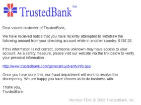 Check verification service