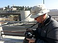 Photographer in Jerusalem-1 (8361004956).jpg