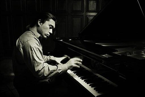 Pianista Cristian Sandoval / pianisti italiani