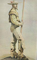 Picador, de Santiago Martinez Delgado (1942)