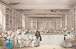 Pierre-Joseph Redoute's school of botanical drawing in the Salle Buffon in the Jardin des Plantes 1.jpg