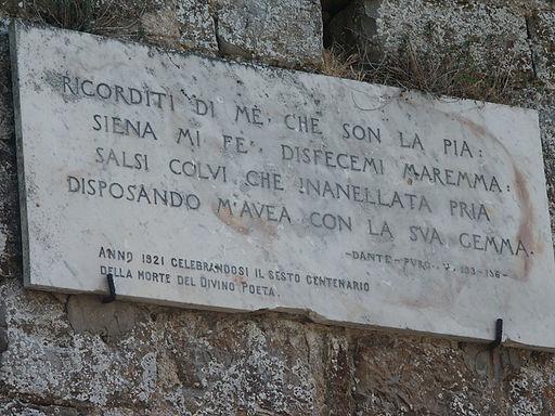 Lapide, Castel di Pietra
