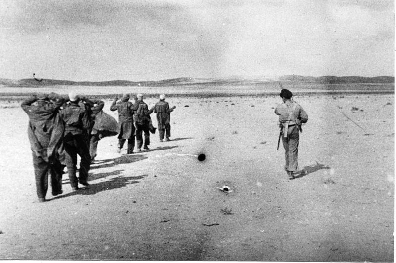 מבצע חורב - השבויים המצריים