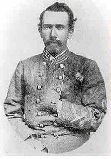 Pinckney Downie Bowles Confederate Army general