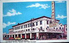 Pioneer Club Las Vegas Wikipedia