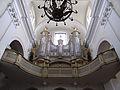 Pipe organs of Saint Francis church in Warsaw - 03.jpg