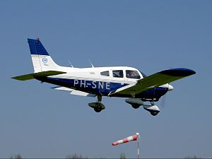 2011 Perryville Piper PA-28 Cherokee crash - A PA-28 similar to the accident aircraft