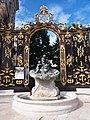 Place Stanislas, fountain, pic-007.JPG