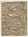 Plan of the City of Rome. Part 3 with the Santa Maria Maggiore, the Pantheon and Trajan's Column MET DP825224.jpg