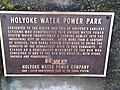 Plaque on Holyoke Water Power Park monument.jpg