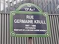 Plaque rue Germaine Krull.jpg