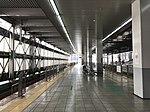 Platform of Hakata Station (Shinkansen).jpg
