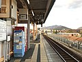 Platform of Kajikuri-Godaichi Station 5.jpg
