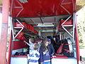 Plavení na Labi-Statické ukázky B07. Hasičské záchranné vozidlo, interiér 1.jpg