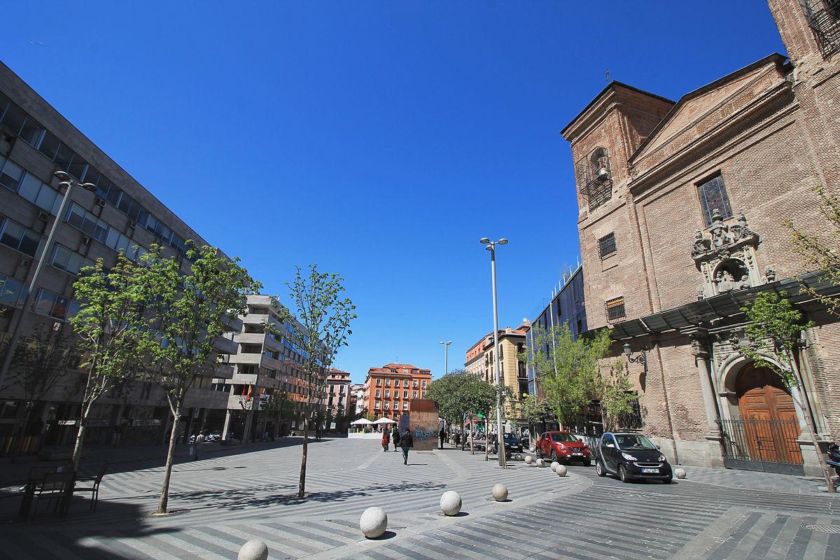 Plaza de Santa María de Soledad Torres Acosta - Wikipedia, la enciclopedia libre