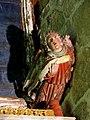 Ploubezre (22) Chapelle de Kerfons Charpenterie 05.JPG
