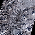 Plume and Ash from Karymsky Volcano 2010-01-28.jpg