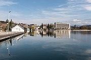 Poertschach Werzer-Esplanade Bootshaus und Parkhotel 30032017 7213.jpg