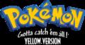 Pokémon Yellow Logo.png