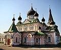 Pokrovsky Monastery (Kiev) Pokrov Church.jpg