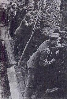 Battle of Kostiuchnówka Battle on the Eastern Front during World War I