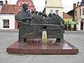 Pomnik Janusza Radziwiłła w Kiejdanach.JPG