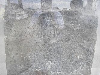 Pompeii Temple of Apollo inscription.jpg