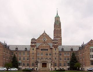 Pontifical College Josephinum seminary